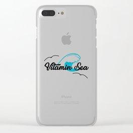 Vitamin Clear iPhone Case
