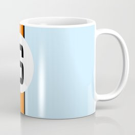 Gulf Le Mans Tribute design Coffee Mug