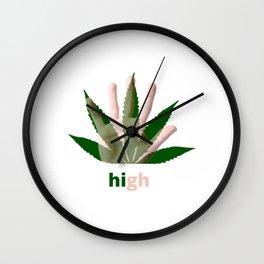 High Hand Design Wall Clock