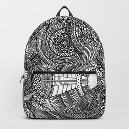 Tiny Geometries Backpack