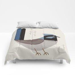 Superb Fairywren, Bird of Australia Comforters