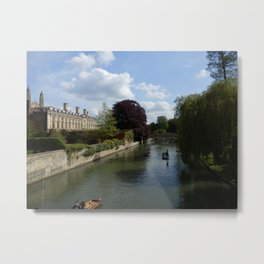 Cambridge, England Metal Print