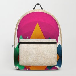 067 - Autumn sunrise Backpack
