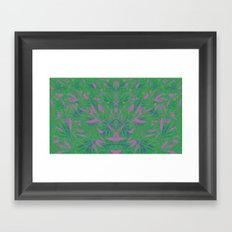 Berry Exotic Jungle #3 Framed Art Print