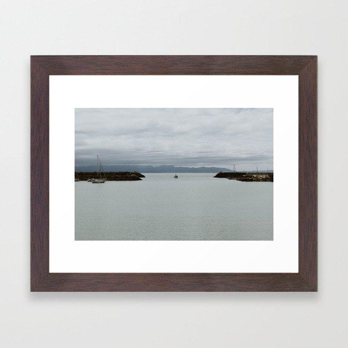 Pohara Framed Art Print
