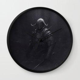 Silver Lord  Wall Clock