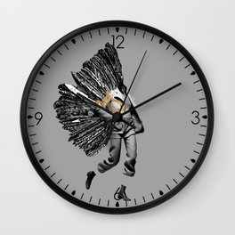 Orpheus Wall Clock