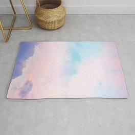 Unicorn Pastel Clouds #5 #decor #art #society6 Rug