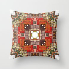 Recycled Art Project #78 Throw Pillow