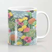 cacti Mugs featuring cacti by Laura Solitrin