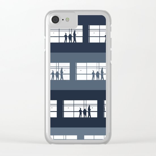 Level1 Clear iPhone Case