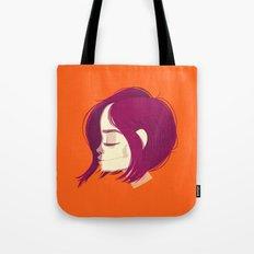 see through girl 1 Tote Bag