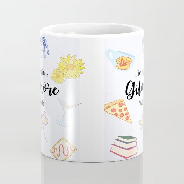 Living in a Gilmore world Coffee Mug