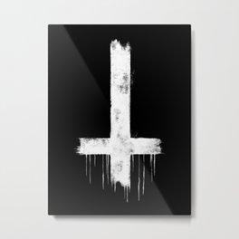 Indignus Metal Print