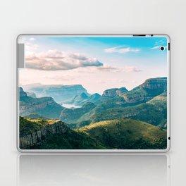 Scenic Mountain Landscape Photo Laptop & iPad Skin