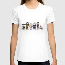 Trixie the Vampire Slayer T-shirt