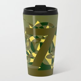 Ketu No.7 Metal Travel Mug