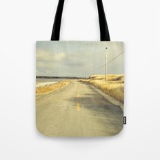 The Road to the Sea Tote Bag