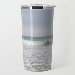 Waiting for the waves! Travel Mug