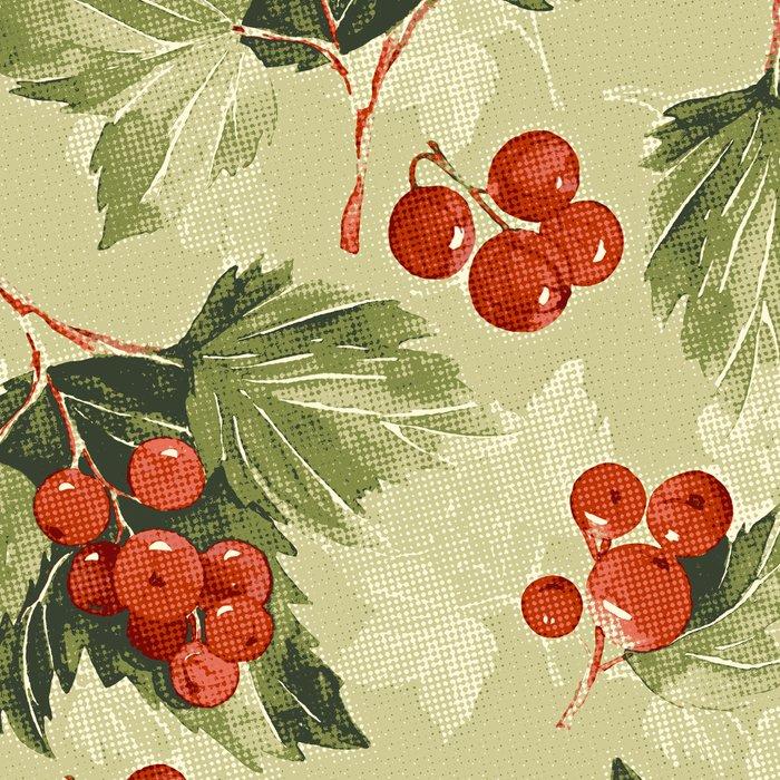 Vintage Berries Leggings