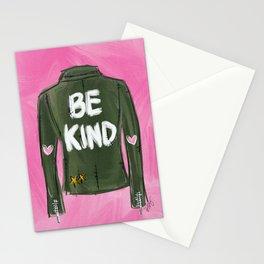 Be Kind Fashion Print Stationery Cards