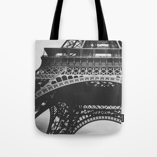 Under  the tower Tote Bag