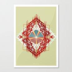 abstrkt placement Canvas Print