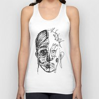 half life Tank Tops featuring half life by Anna Proctor