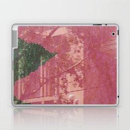 feeling pink on chapel street Laptop & iPad Skin
