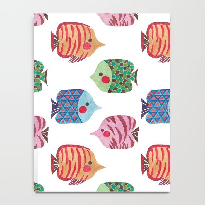 Butterflyfish Notebook