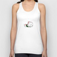 nori Tank Tops featuring Foods Of The World: Japan by Studio14