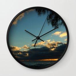 Anna Maria Island Sunset Wall Clock