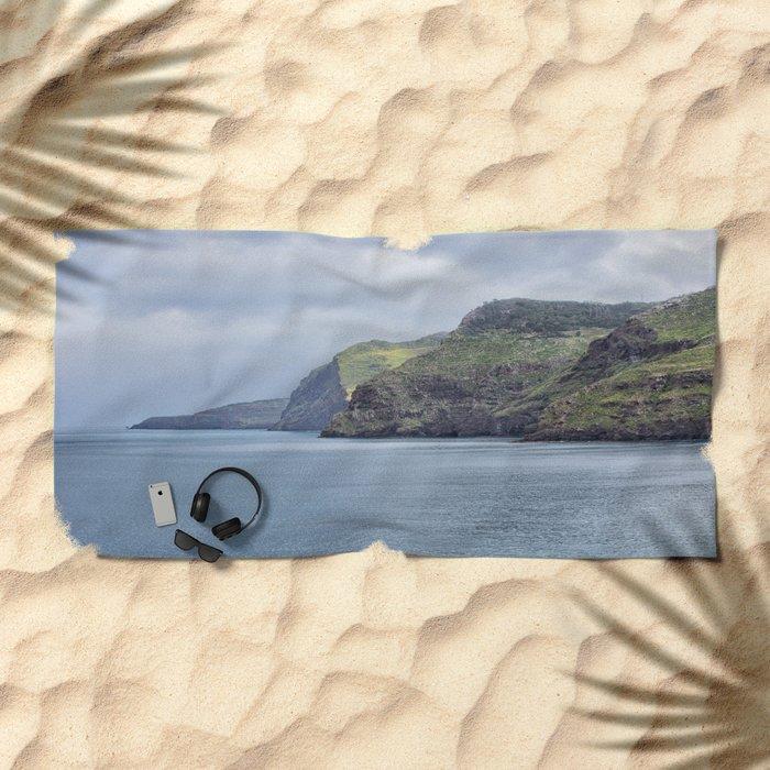 Madeira 6 Beach Towel
