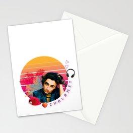 Vaporwave Timmy Stationery Cards