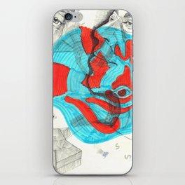 Bad Trip iPhone Skin