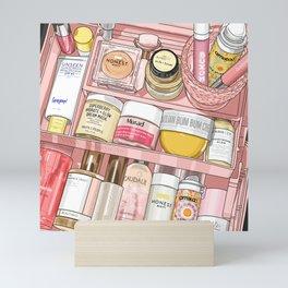 Pink Caboodle Mini Art Print