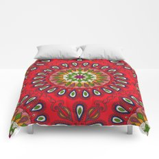 Mandala 62 Comforters