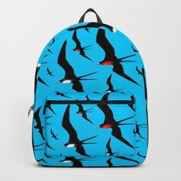 Frigate Birds Majestic Flight Backpack