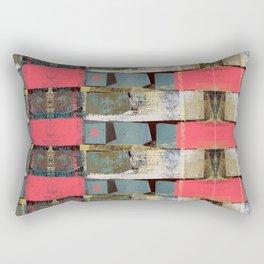 pink dots no2 Rectangular Pillow