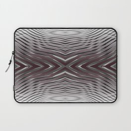 Gradient Zebra Laptop Sleeve