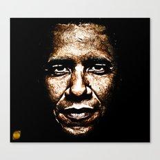 The President Canvas Print