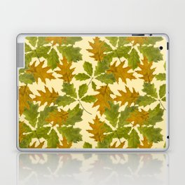 Leaves Camouflage Pattern Laptop & iPad Skin