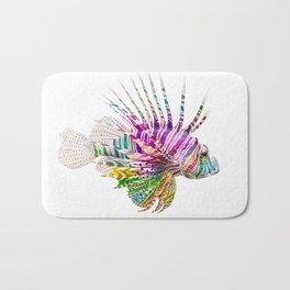 When I Dream of Lionfish Bath Mat