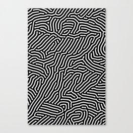 Abstract Pattern XV Canvas Print