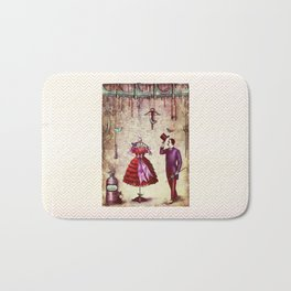 love and other fairytales Bath Mat