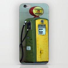 Gas Pump iPhone & iPod Skin