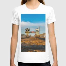 On Oceanside Pier T-shirt