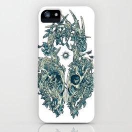 Lichen iPhone Case