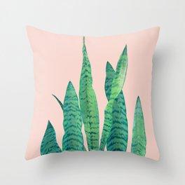 Botanica Throw Pillow