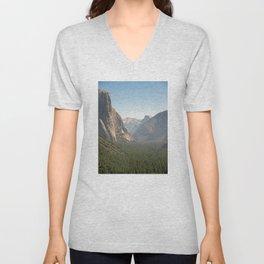 Yosemite Unisex V-Neck